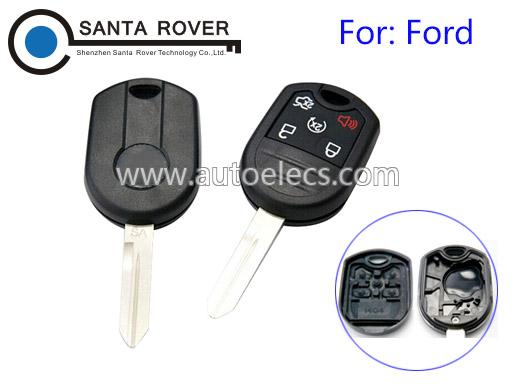 Ford Edge Escape Remote Key Case  Button Fo Blade